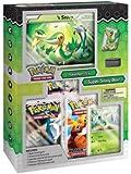 Pokemon Cards - Black & White Super Snivy Box (Jumbo Card,Figure,Holos & Packs)