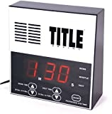 TITLE Boxing Pro Digital Gym Timer