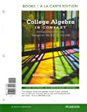 College Algebra in Context, Harshbarger, Ronald J. and Yocco, Lisa, 032183755X