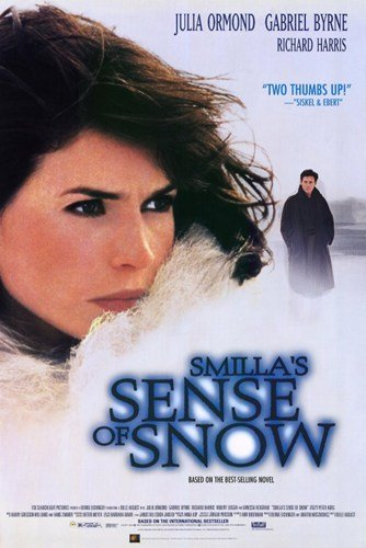 ArtFuzz Smilla's Sense of Snow Movie Poster Print
