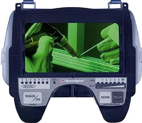 1 EA//Case 8-13 3M Speedglas 9100X Auto Darkening Filter 06-0000-20 Shades 5