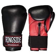 Ringside ABG BLACK Professional Aerobic Gloves Black