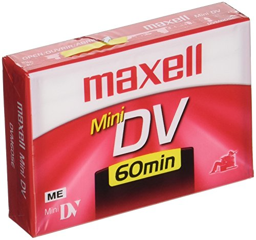 Maxell-298012-DVM60SE-Mini-Digital-Video-Cassette-2-Pack