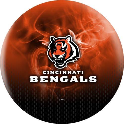 NFL-Cincinnati-Bengals-On-Fire-Undrilled-Bowling-Ball