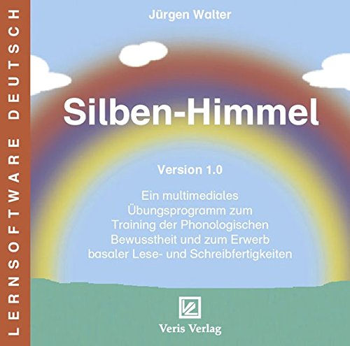 Silben-Himmel: 6-Platz-Lizenz. Ein multimediales Übungsprogramm zum Training der Phonologischen Bewusstheit und zum Erwerb basaler Lese- und Schreibfertigkeiten