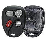 02 camaro key fob - KeylessOption Just the Case Keyless Entry Remote Key Fob Shell