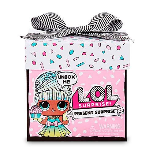 Giochi Preziosi – L.O.L Surprise Present Surprise, 1 unidad [modelo surtido]
