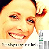 Viva Botanics Anti-Aging Night Cream Facial Moisturizer. Peptides & Botanicals Reduce Wrinkles Lift Firm The Skin On The Forehead Neck And Face Repair Fine Lines Crow's Feet Gel Treatment (2 ml)