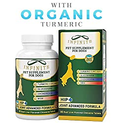 Image of the product All Natural Hip & Joint that is listed on the catalogue brand of Infinite Pet Supplements.
