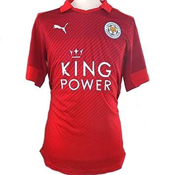 8e752eccc Leicester City FC Official Puma Away Shirt 2016-2017  Amazon.co.uk ...