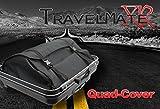 Excalibur TravelMate XR Accordion Case - Black