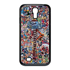 Samsung Galaxy S4 9500 Cell Phone Case Black Avengers swll