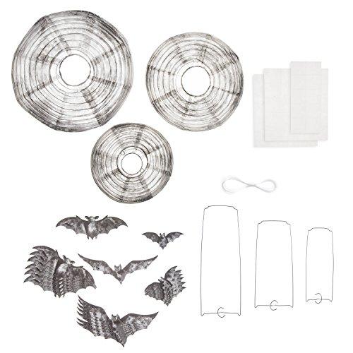 Martha Stewart Paper Lantern Moons