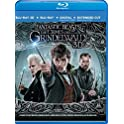 Fantastic Beasts: The Crimes of Grindelwald (3D Blu-ray + Digital)