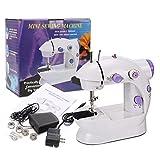 Mini Portable Sew 2-Speed Sewing Machine with 4 Bobbins[US STOCK] (MINI)