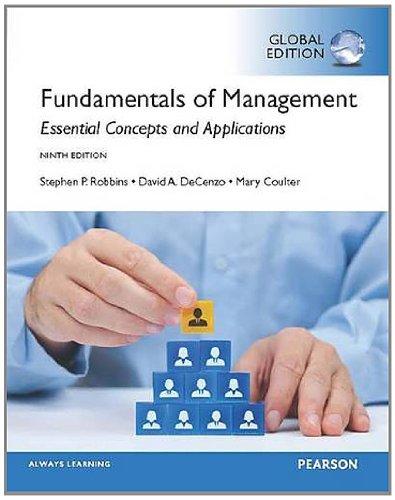 Read Online Fundamentals of Management, Global Edition pdf epub