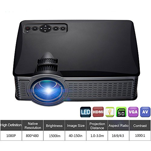 Hd Front Projection Tv - 3