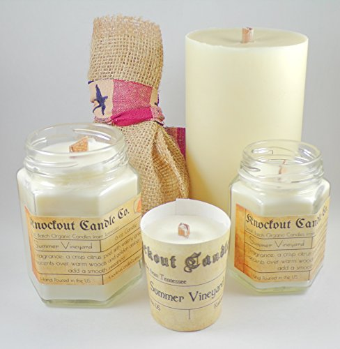 Summer Vineyard Woodwick Candle