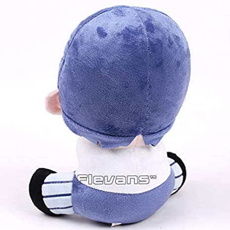 Amazon.com: GrandToyZone DOLL SERIES - 30cm (11.8 inch) Black Butler Plush Doll 2 Style (Ciel & Sebastian) (B): Toys & Games