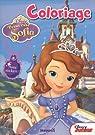 Princesse Sofia coloriage avec stickers par Hapka