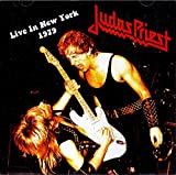 Live In New York 1979 by (Judas Priest)