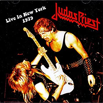 Live In New York 1979 - Live In New York 1979 by (Judas Priest) - Amazon.com Music