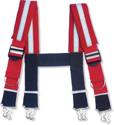 Arsenal Quick Adjust Suspenders Reflective 30 Inch