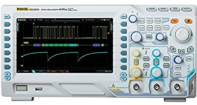 Rigol DS2102A 100 MHz Digital Oscilloscope with 2 channels