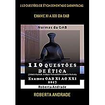 110 QuestÕes De Ética Comentas E Gabaritadas (Portuguese Edition)