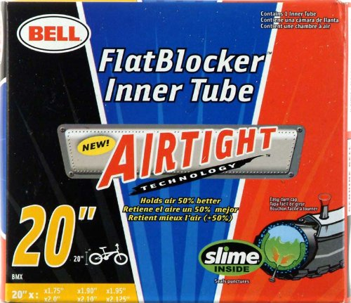 Bell 20-in Universal Tube with Slime Inside