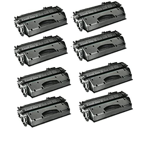 Cheap 8-Pack Compatible Replacement Canon 120 (2617B001AA) Black Laser Toner Cartridge for use in Canon ImageClass D1120, D1150, D1170, D1180, D1320, D1350, and D1370 Printer. (8 Pack) hot sale
