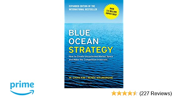 Blue Ocean Strategy Expanded Edition How To Create Uncontested