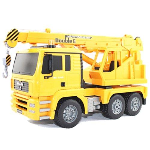 Man Crane Truck - 6