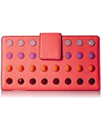 Travel Wallet - NEON Coral Wallet