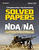 NDA / NA Solved Paper Chapterwise & Sectionwise