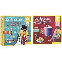 GoldieBlox Dunk Tank + Movie Machine