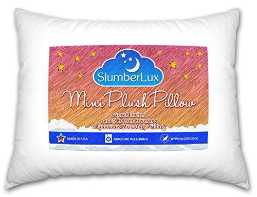 SlumberLux Toddler Pillow (13 x 18)