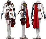 Lightning-Cosplay-Outfit-Anzug-Kleidung-Kostm-Anime-Halloween-Karneval-Cosplay-Costume