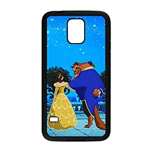 Fresh Princess and Wolf Cell Phone Case for Samsung Galaxy S5
