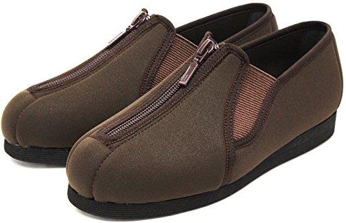 スイフリンジ休憩(ラフィット) LAFIT 超軽量 日本製 介護シューズ 女性用 室内 室外 介護靴 3e リハビリシューズ スリッポン