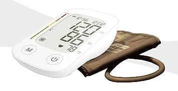 Tensiómetro de brazo, parlante, inglés, francés y árabe, KD5920