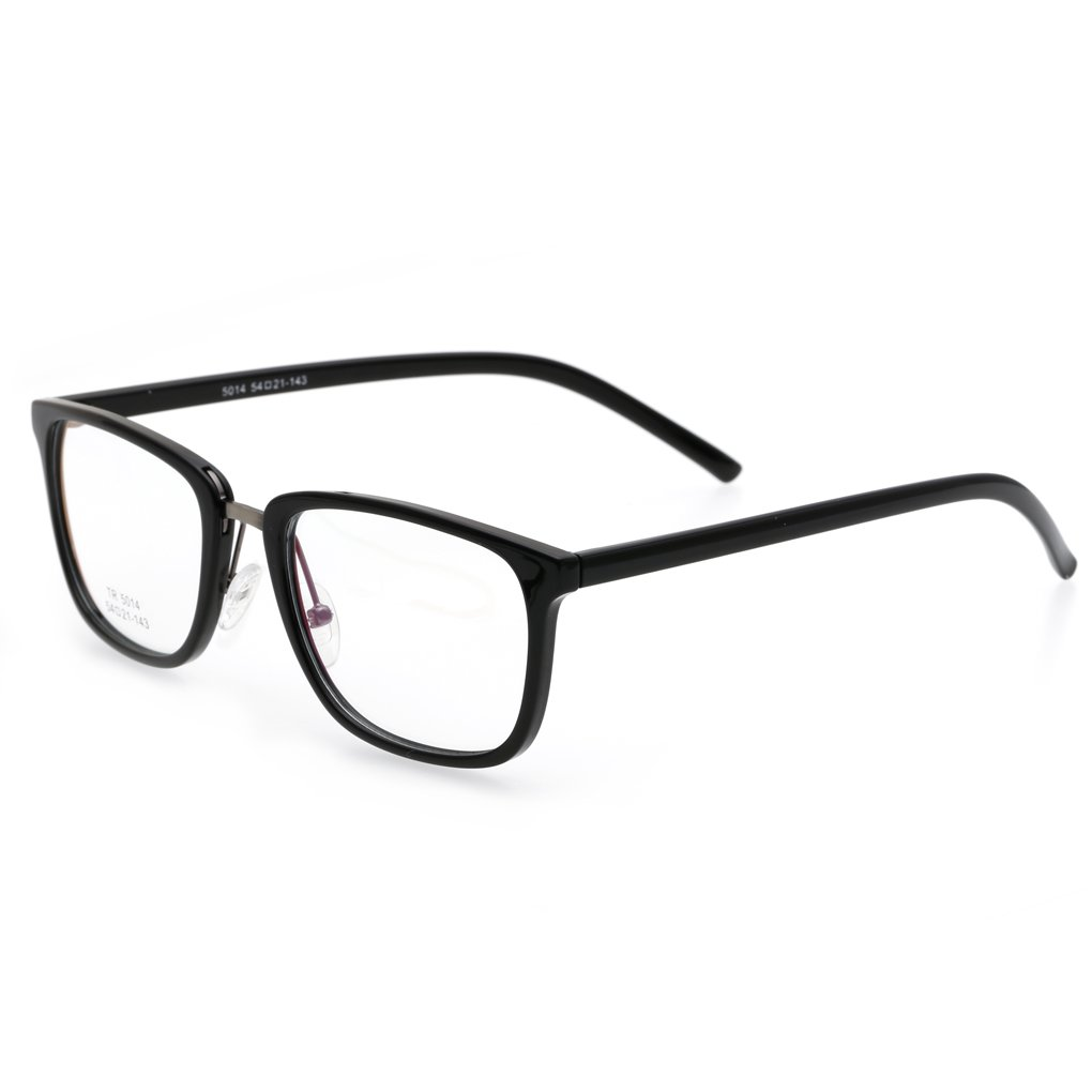 QHGstore TR90-Material Glas-Rahmen Strahlenschutzrahmen Mode Rahmen ...