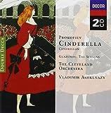Prokofiev: Cinderella, Op. 87 / Glazunov: The Seasons, Op. 67