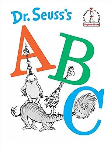 Dr. Seuss\'s ABC (Beginner Books): Amazon.es: Dr Seuss: Libros en ...