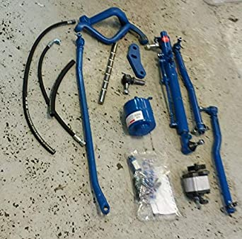 amazon com power steering kit ford 2000 3000 3610 tractorFord Tractor Power Steering Conversion Kit 4 Cylinder Tractors #10
