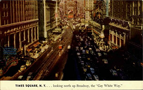 Time Square Time Square, New York Original Vintage - Macy's Times Square