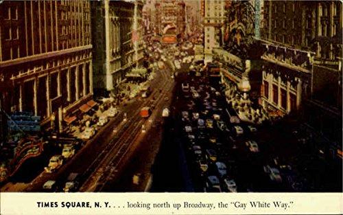 Time Square Time Square, New York Original Vintage - Times Macy's Square