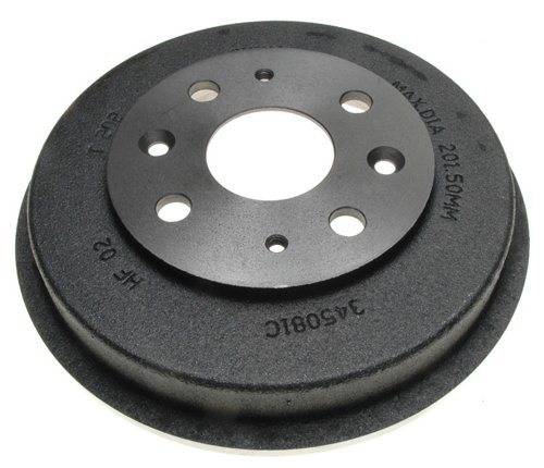 Mazda Protege Brake Drum - Raybestos 9538R Professional Grade Brake Drum