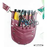 Macs Professional Hair Dressers Scissors Holder Holster /Pouch For Multi And Professional Use Macs-174
