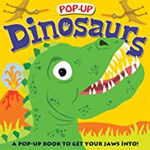 Pop-up Dinosaurs: A Pop-Up Book to Get Your Jaws Into